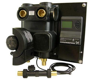 variable speed pump module