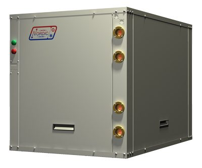 light commercial heat pump