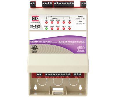 ZON-0550 WiFi Zone Controller