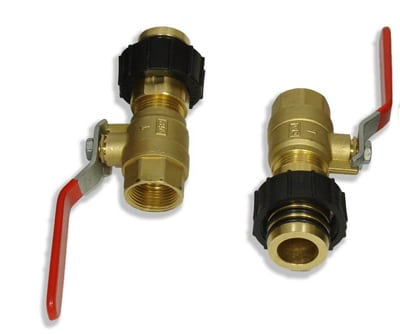Flo-Link isolation valves