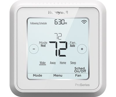 Lyric T6 Pro WiFi thermostat