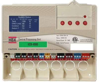 HBX ECO 1000 Control