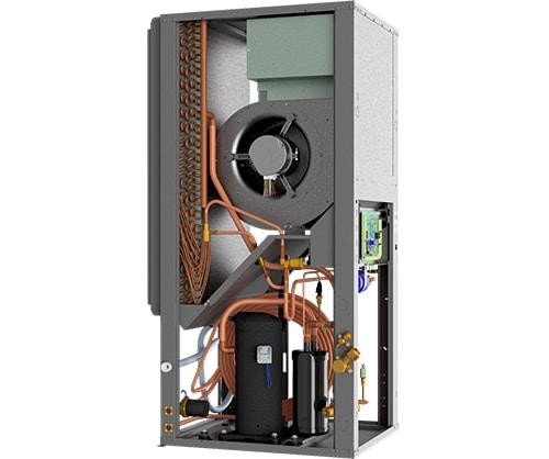 Air to Air air-source heat pump